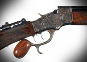 Schuetzen Rifle